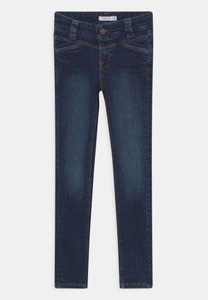 NKFPOLLY DNMBATAY - Jeans Skinny Fit - dark blue denim