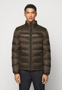 HUGO - BALTO - Veste d'hiver - dark brown - 0