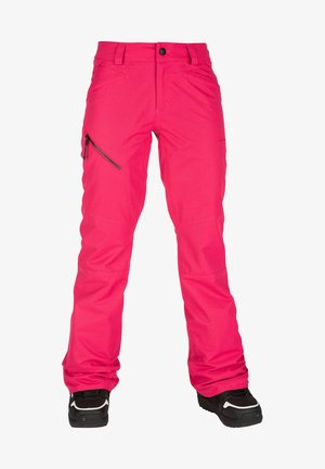 HALLEN PANT - Snow pants - magenta
