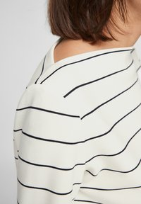 s.Oliver - Long sleeved top - off-white stripes - 5