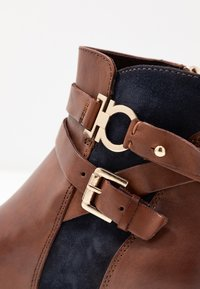 Caprice - Ankle boots - brandy/ocean - 2