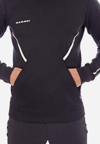 Mammut - AVERS - Sweatshirt - black - 2