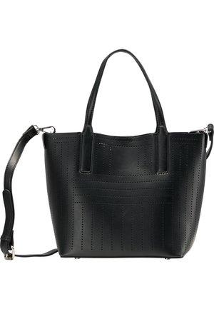 SCHULTERTASCHE - Shopping bag - schwarz