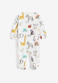 Next - 3 PACK  - Pyjamas - multi-coloured - 4
