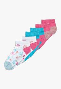 camano - ONLINE CHILDREN FASHION 6 PACK - Ponožky - white - 0