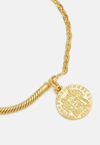 TWOJEYS - OLD COIN BRACELET UNISEX - Armband - gold-coloured - 2