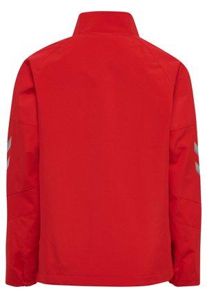 LEAD  - Light jacket - true red