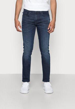 JET FIT - Jeans slim fit - denim dark blue