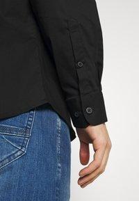 Selected Homme - SLHSLIMBROOKLYN  - Shirt - black - 4