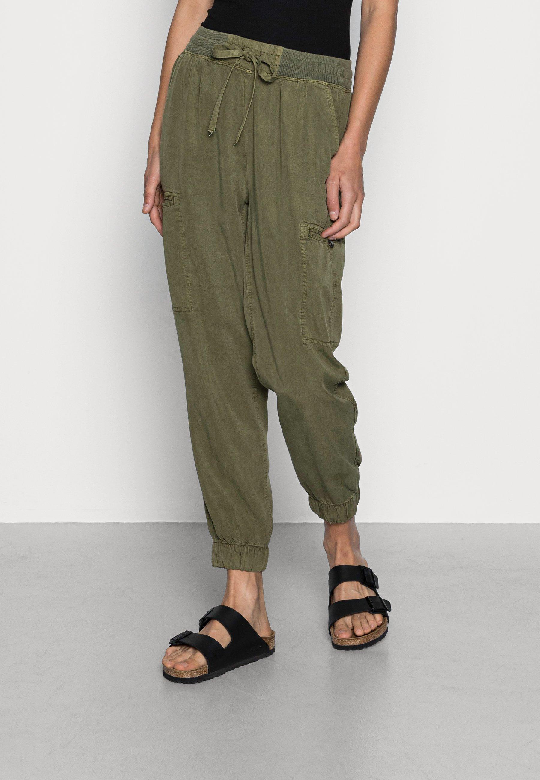 Women KITIYA CARGO JOGGER - Cargo trousers