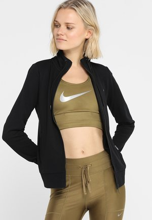 ONPELINA  - veste en sweat zippée - black