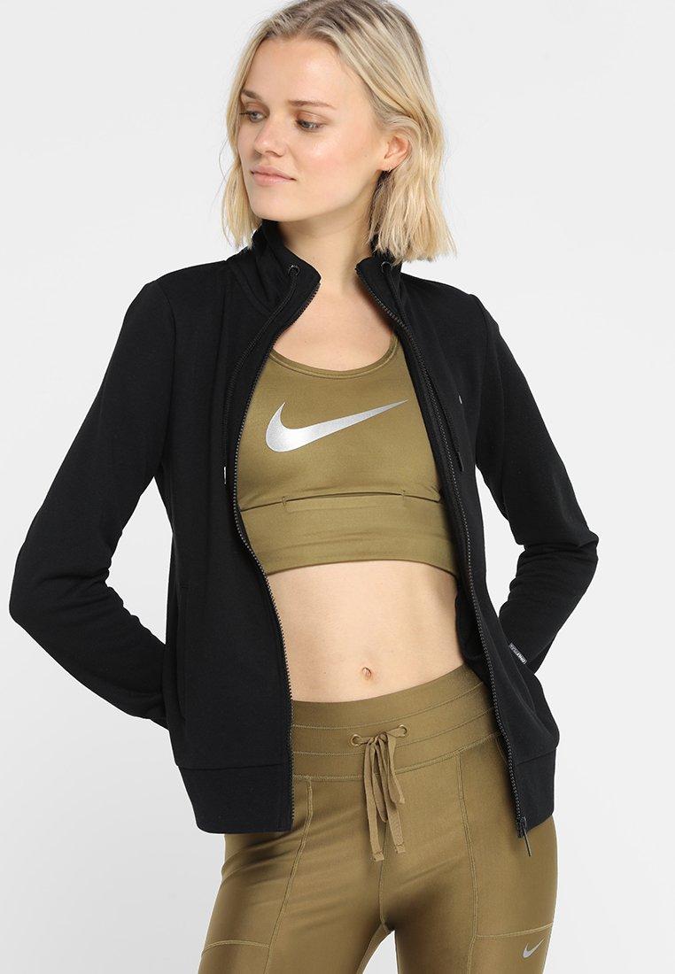 ONLY Play - ONPELINA  - Zip-up hoodie - black