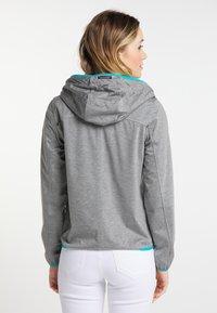 Schmuddelwedda - Outdoor jacket - grey melange - 2