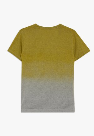 TEEN BOYS - Print T-shirt - aspen gold
