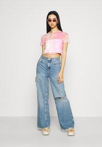 NEW girl ORDER - MIXED EDGED  - T-shirt print - multi - 1