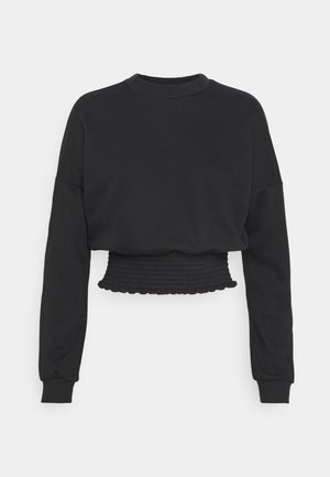 NMMILY SMOCK - Sweatshirt - black