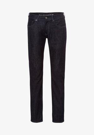 5-POCKET JACK - Straight leg jeans - dark blue rinsed