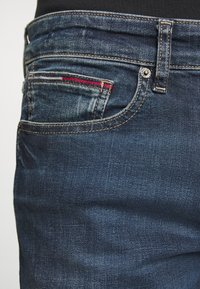 Tommy Jeans - SCANTON - Slim fit -farkut - dark blue - 3