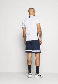 Nike Performance - ACADEMY SHORT - Pantaloncini sportivi - obsidian/white - 2
