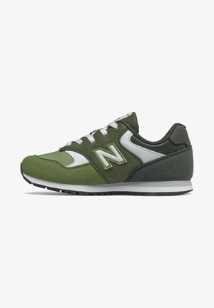 YC393TBL-M UNISEX - Trainers - dark olive/oak leaf green