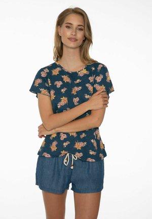 Print T-shirt - indigogo