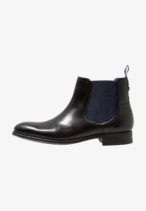 TRAVIC - Classic ankle boots - black