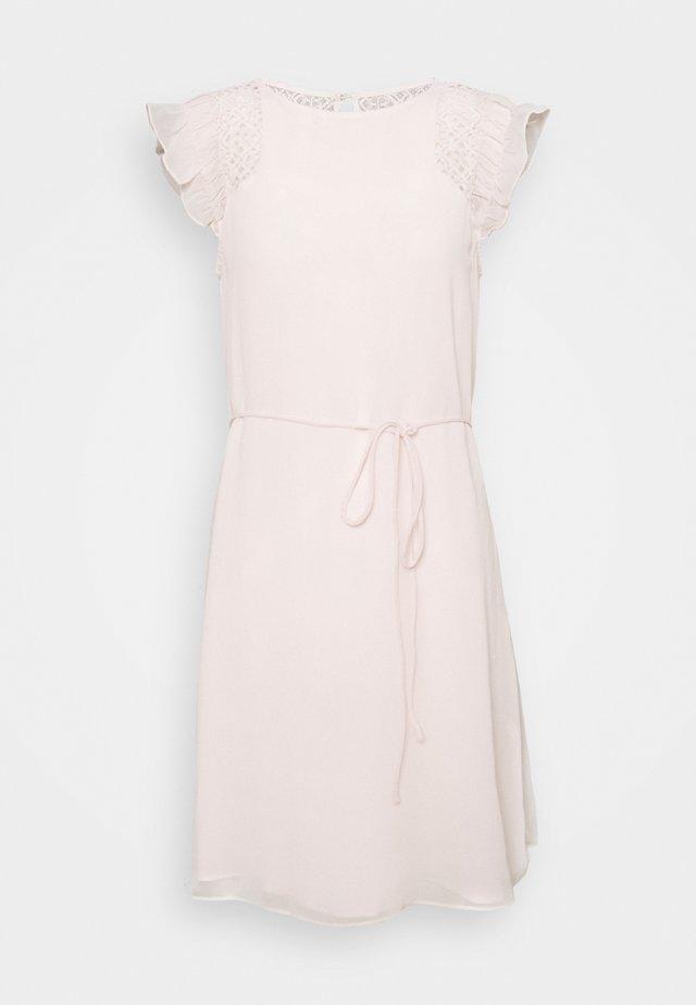 LOU - Day dress - nude