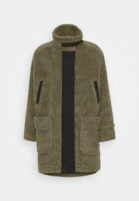 H2O Fagerholt - SMART JACKET - Winter coat - forrest green - 4