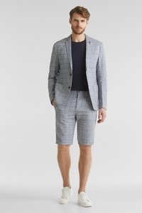 Esprit Collection - OCS LIMIX CHECK - Blazer jacket - blue 3 - 1