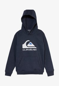 Quiksilver - BIG LOGO YOUTH - Hoodie - navy blazer heather - 2