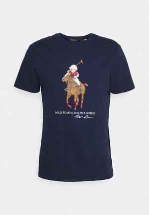 T-shirt imprimé - french navy