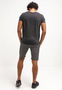 Volcom - FRCKN MDN STRCH SHT - Shorts - charcoal heather - 2