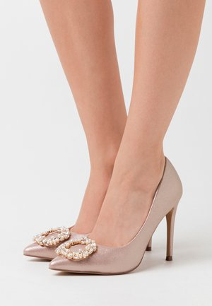 JAELYN - High Heel Pumps - metallic
