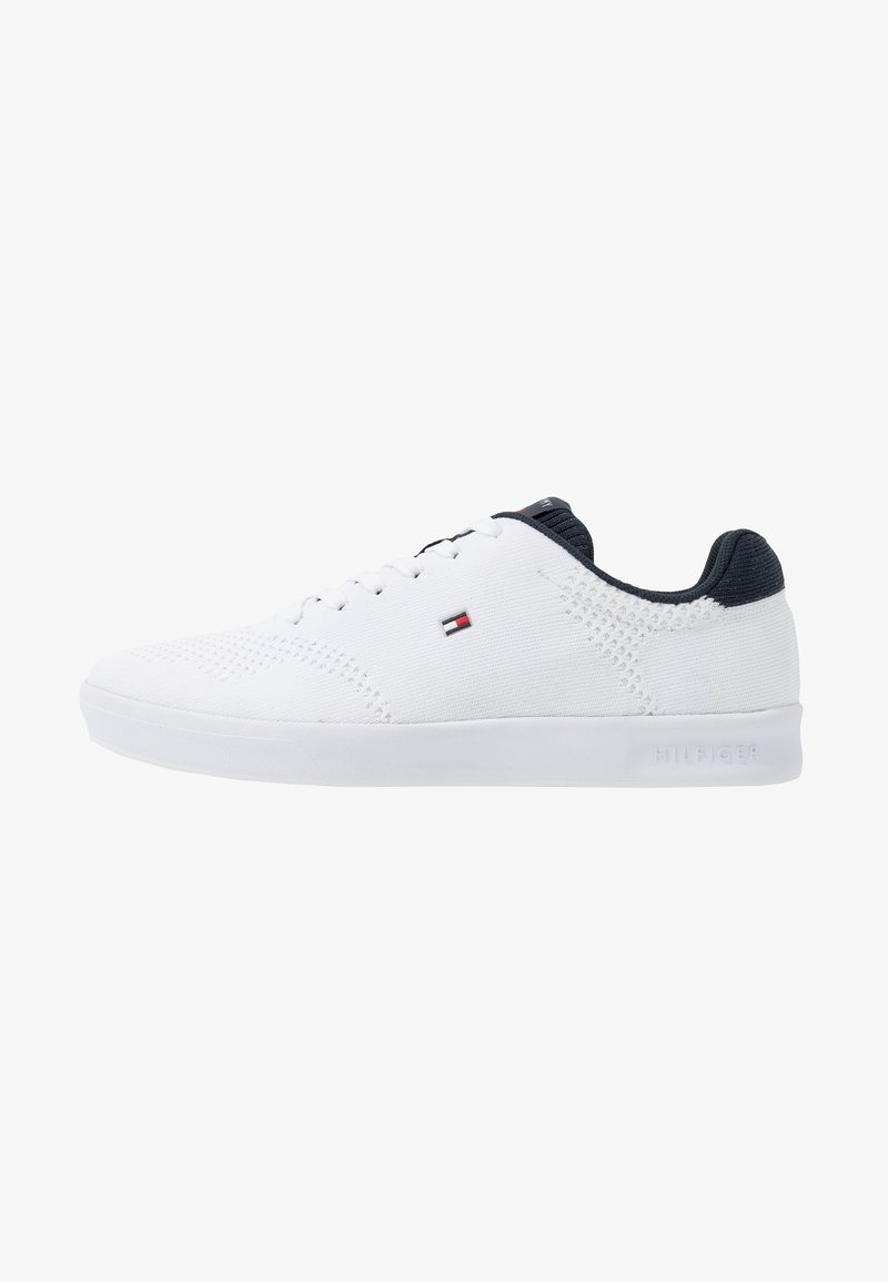 Tommy Hilfiger - LIGHTWEIGHT CUPSOLE - Trainers - white