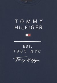 Tommy Hilfiger - GRAPHIC - T-shirt print - twilight navy - 2
