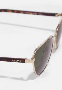 RALPH Ralph Lauren - Sunglasses - shiny pale gold-coloured - 4