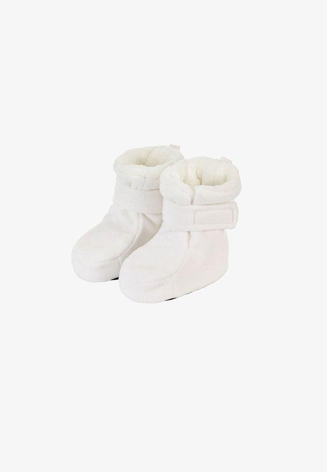 BABY WINTER-SCHUH - Winter boots - ecru