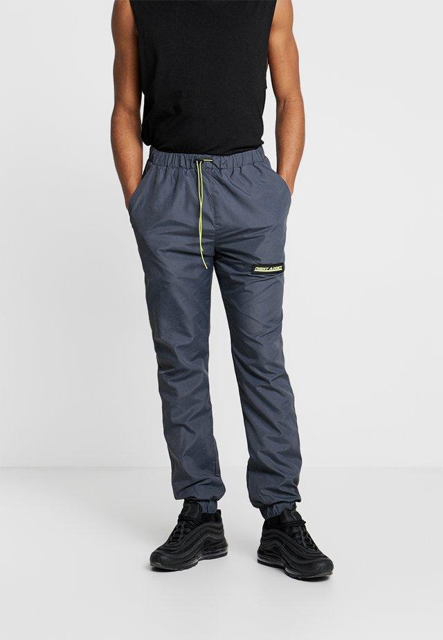 NADIEGO - Pantalon de survêtement - dark grey