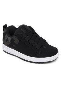 DC Shoes - Trainers - black/white print - 2