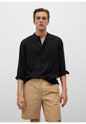 LEEDS-I - Camisa - noir