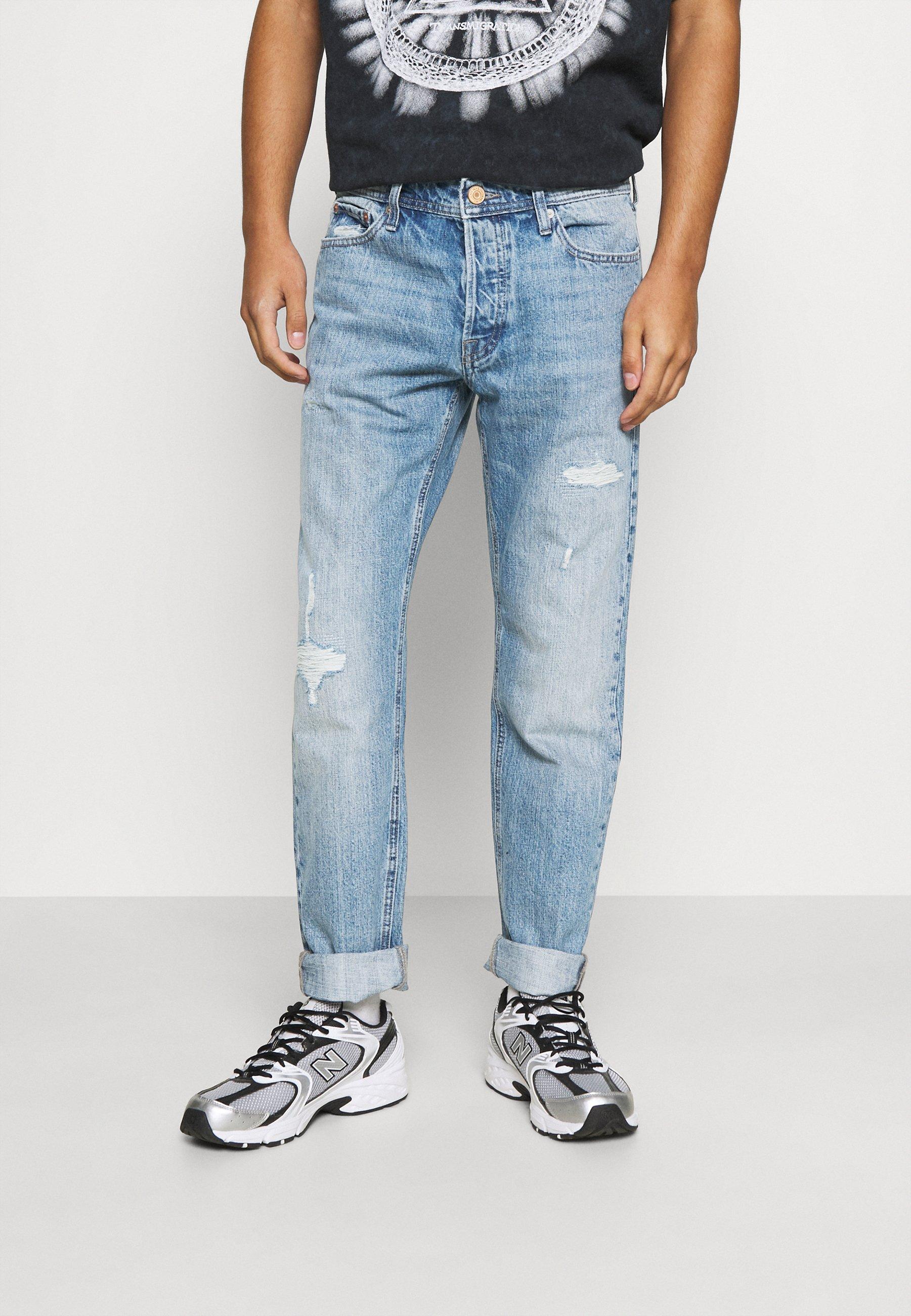 Men JJIMIKE JJORIGINAL - Relaxed fit jeans