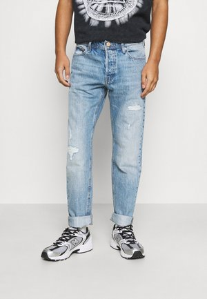 JJIMIKE JJORIGINAL - Relaxed fit -farkut - blue denim