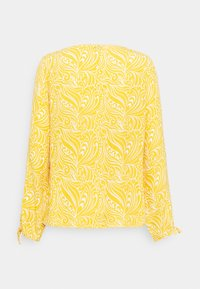 Re.draft - BLOUSE WITH SLEEVEDETAIL - Blůza - sunflower - 1