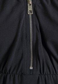 MAMALICIOUS - NURSING DRESS - Jersey dress - dark navy - 2