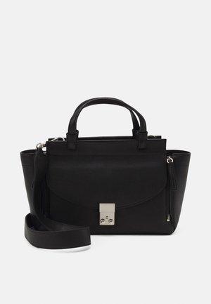 PASHLI SMALL SOFT MINI SATCHEL - Handbag - black