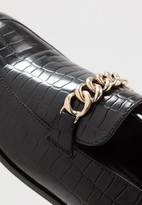 Zign - LEATHER - Mocasines - black - 5