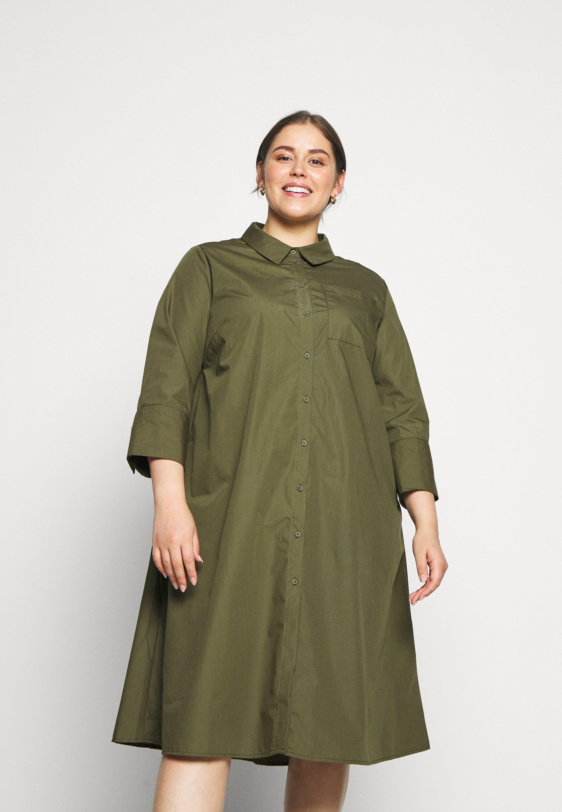 Women LOLA DRESS - Shirt dress