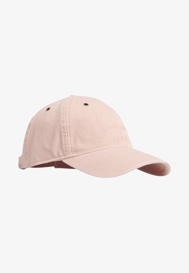 Pet - ashy pink