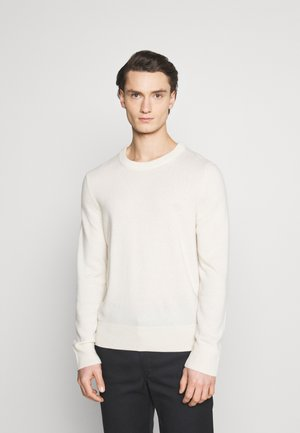 JUMPER - Pullover - white dusty