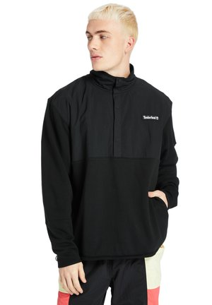 ARCHIVE OVERHEAD HYBRID - Sweatshirt - black